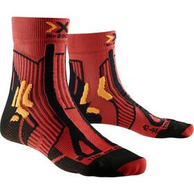 X-Socks Trail Run Energy Socks Men Paprika/Black
